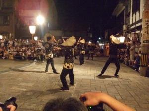 男踊り-2